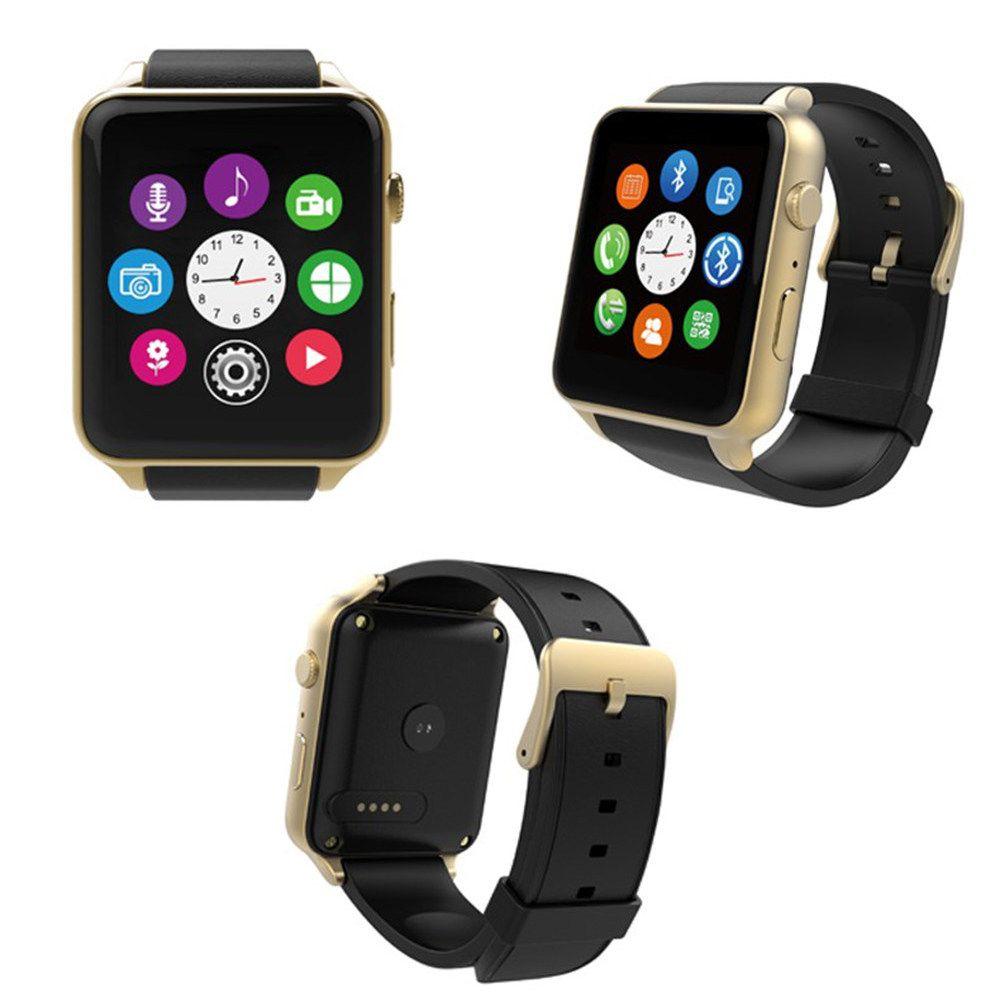 2016 wasserdichte bluetooth smart uhr gt88 smartwatch
