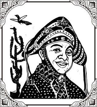Xilogravura Luiz Gonzaga Desenhos De Cordel Xilogravura