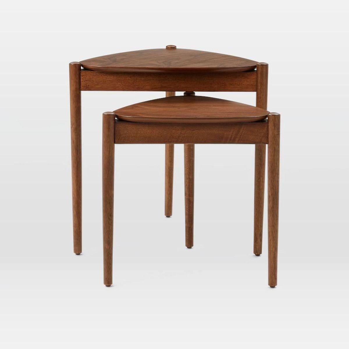 Retro Tripod Nesting Tables   Furniture   Pinterest   Tripod, Retro ...