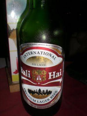 Bali Hai Wine : Crispy, Black, Ubud,, Lager,
