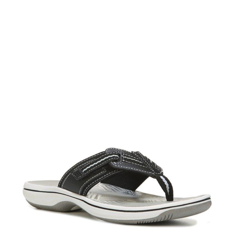 97d5ebbb303 Clarks Women s Brinkley Jazz Sandals (Black) - 11.0 M