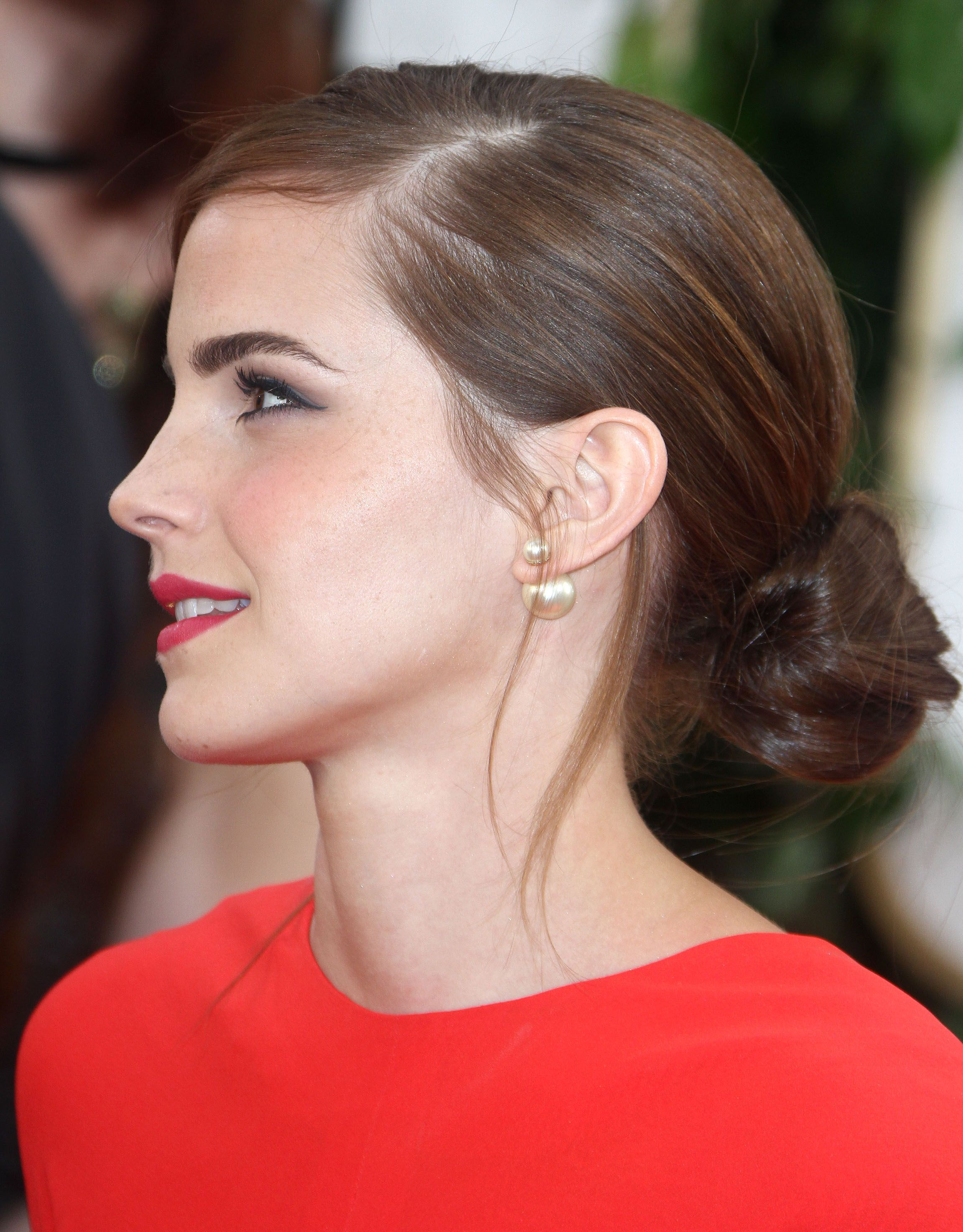 Golden Globes 2014 The MustSee Beauty Looks is part of Emma watson hair, Emma watson makeup, Hair styles 2014, Prom hair, Valentine's day hairstyles, Emma watson - Who had the best hair and makeup  Here are the celebrity closeups!