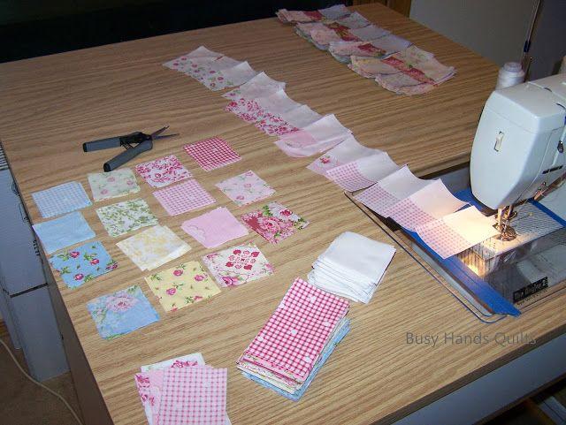 Busy Hands Quilts: Urban Neighborhoods Sew Along {Cutting}