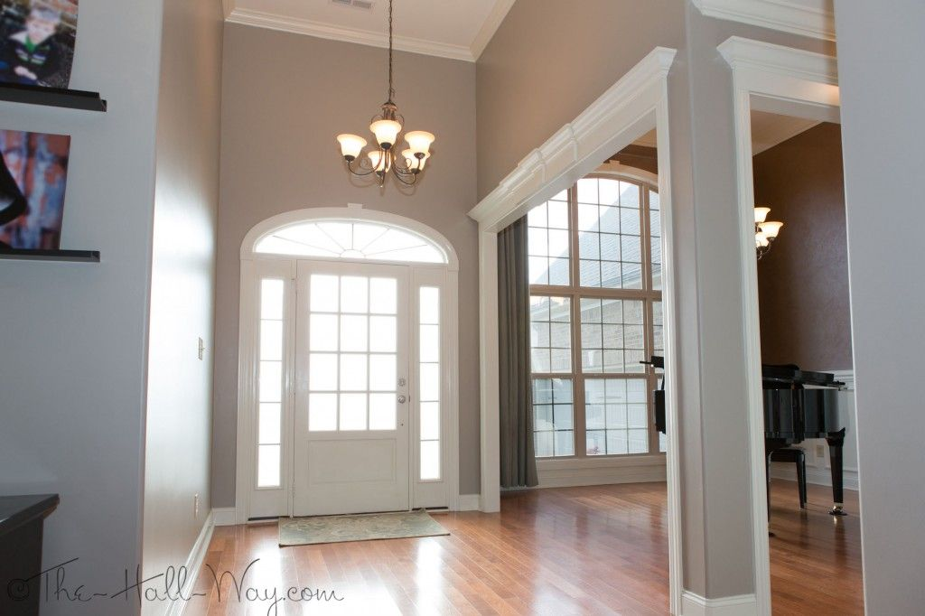 Behr Perfect Taupe New House Valspar Paint Living