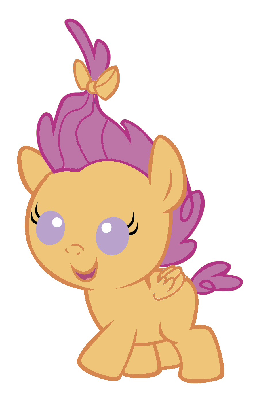 Baby Scootaloo My Little Pony Drawing My Little Pony Baby Baby Pony Like all other babies released so far, scootaloo has no symbol. baby scootaloo my little pony drawing