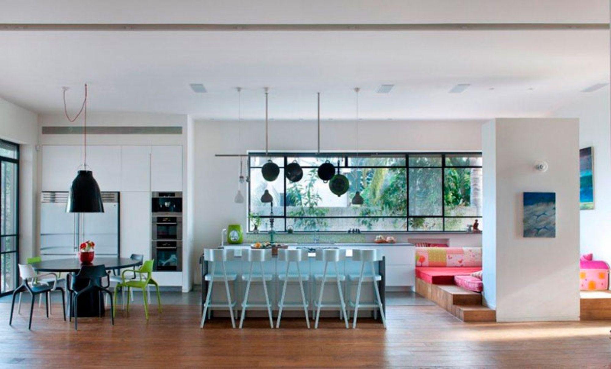 Casa Ampla E Integrada | Pinterest