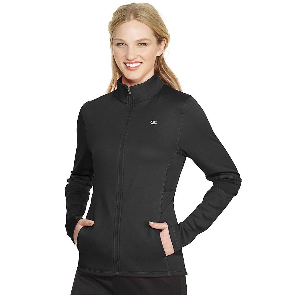 Champion PowerTrain Women's Tech Fleece Jacket
