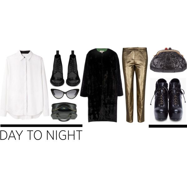 """""""DAY TO NIGHT SET2"""" by eldianna on Polyvore"""
