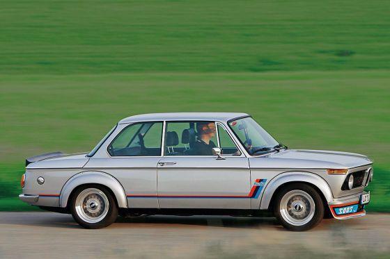 BMW 2002 turbo - what a car!