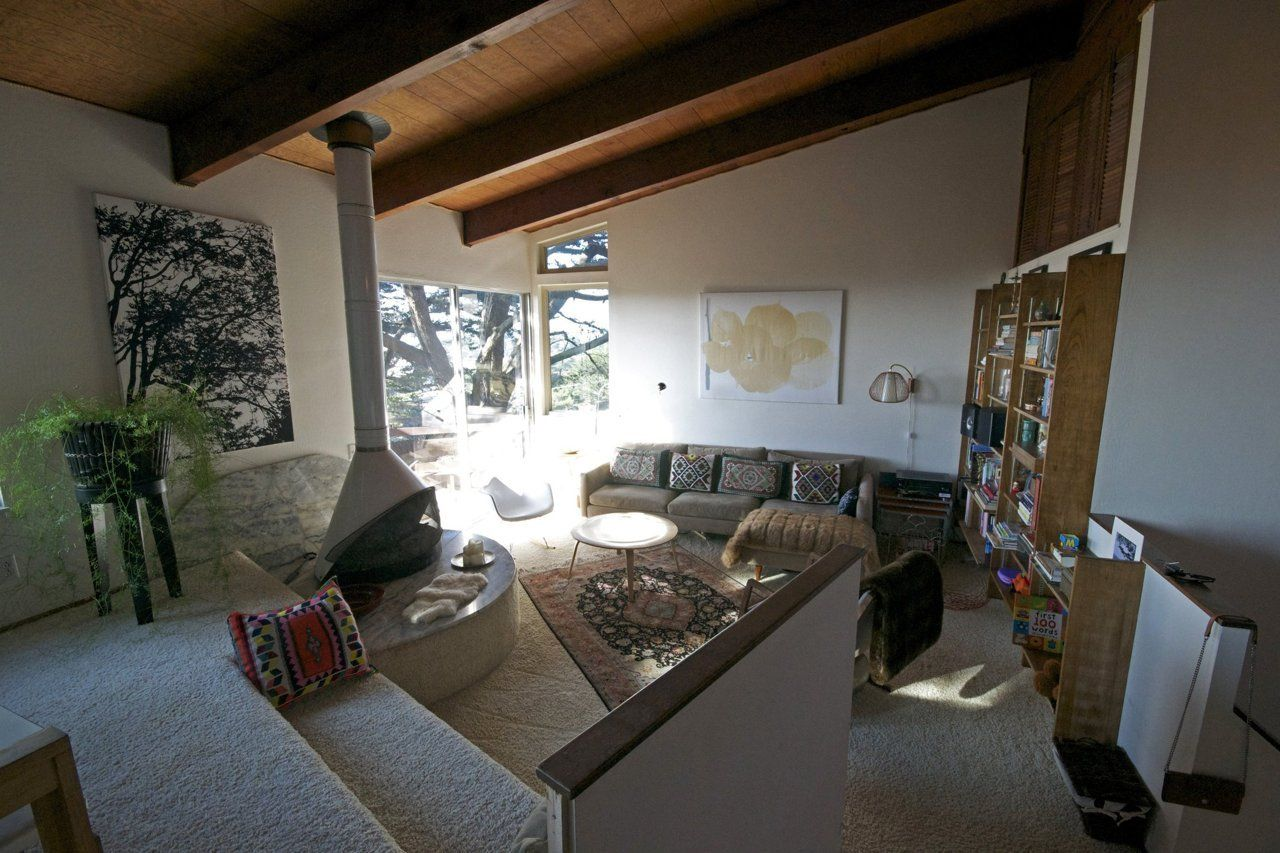 Kristen s 70s modern california beach house