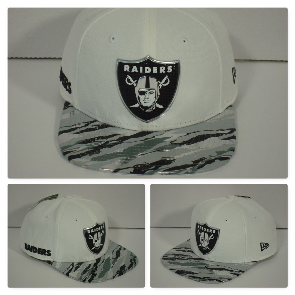 05d8eb9a top quality mens oakland raiders new era high crown structured fit nfl  chase gray 2 tone 9fifty snapback b8010 e00bd; wholesale oakland raiders  color rush ...