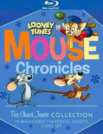 Warner Home Video Looney Tunes: The Chuck Jones Mouse Chronicles