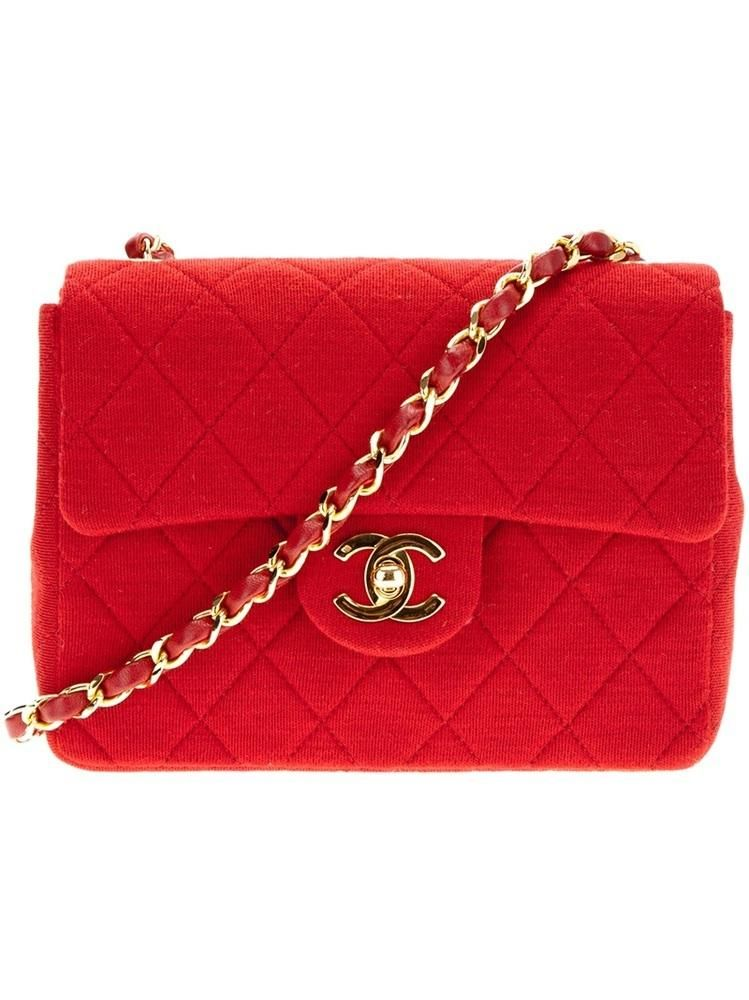 1eff96c13f32 Chanel Red Timeless Bag | Vestiaire Collective | PARISIAN CHIC in ...