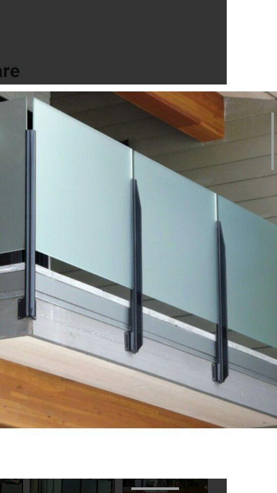 Glass Railing System Glass Balcony Glass Railing: Glass Railing, Glass Balcony Railing, Railing Design