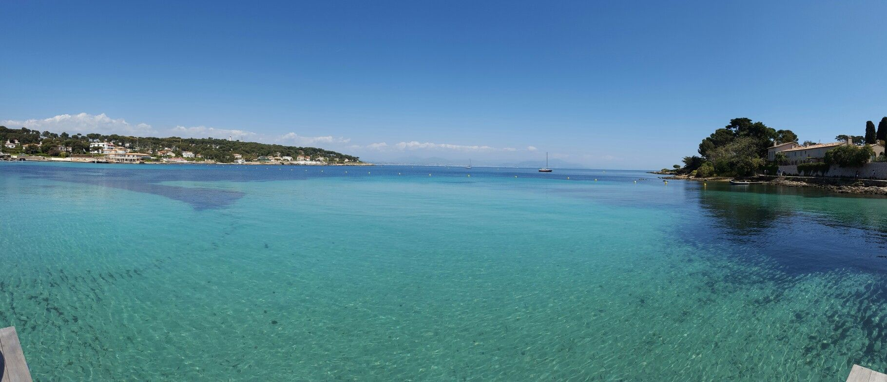 Antibes in France