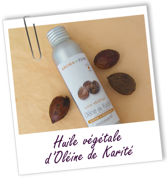 huile vegetale oleine de karite