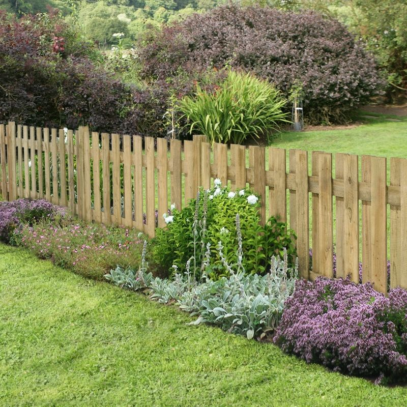 Captivating Browse A Range Of High Quality Fence Panels And Garden Fencing Products At  Buy Fencing Direct. Build Your Perfect Garden Today!