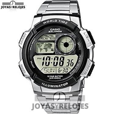 5c2b2650f8ad Compra online entre un amplio catálogo de productos en la tienda Relojes. Reloj  Casio