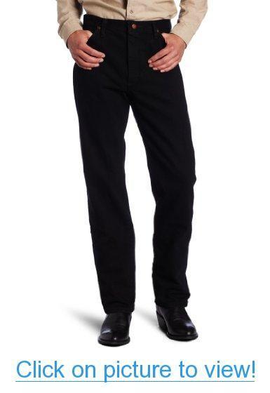 Wrangler Men's Cowboy Cut Original Fit Jean #Wrangler #Mens #Cowboy #Cut #Original #Fit #Jean