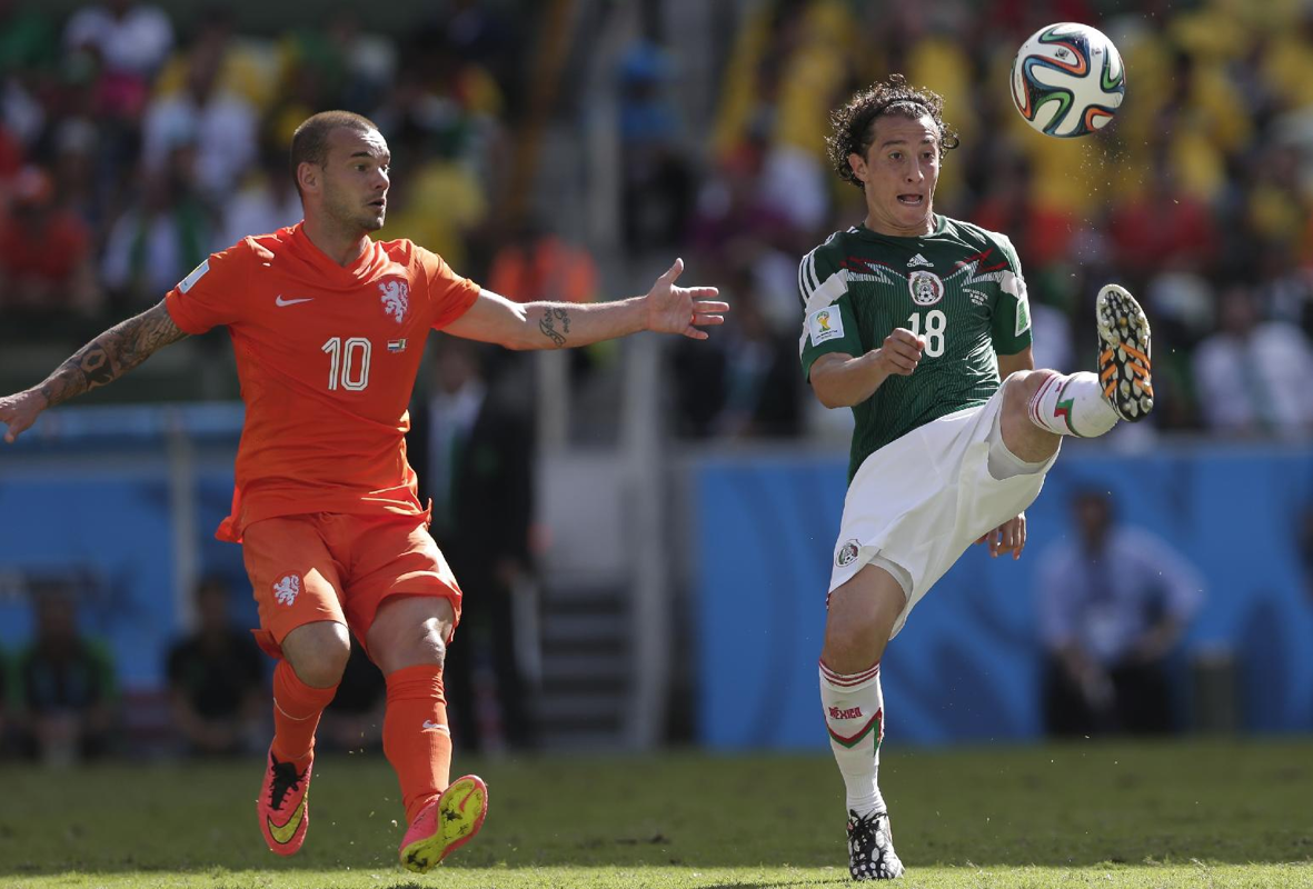 World Cup Round Of 16 Netherlands Vs Mexico World Cup Soccer Match Mexico