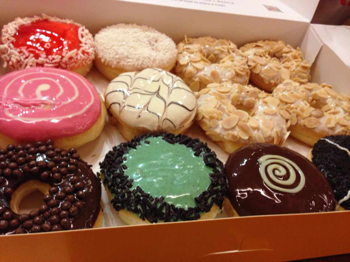 Jco Donuts Makanan Makanan Dan Minuman Resep
