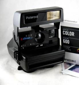 Funcionando E Com Filme Polaroid 636 Polaroid 636 Polaroid Compras