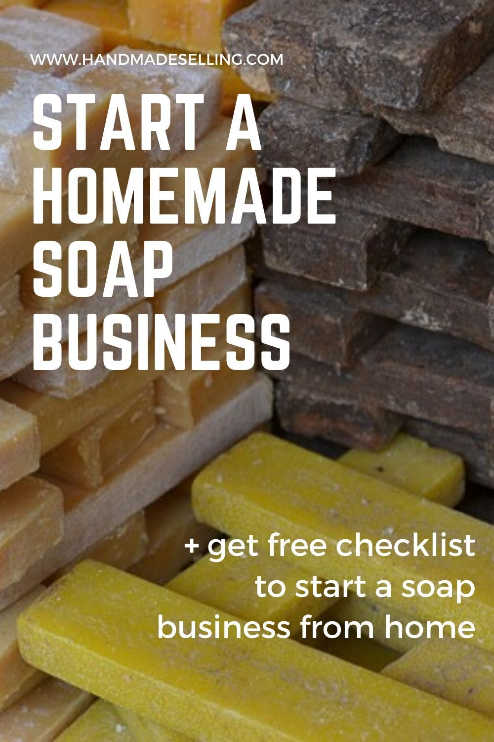 Pin on Starting a Soap Making Business