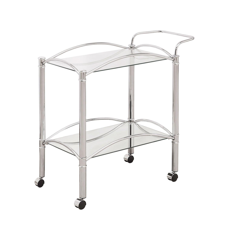 Wildon Home ® Serving Cart | Helpers | Pinterest | Bar carts
