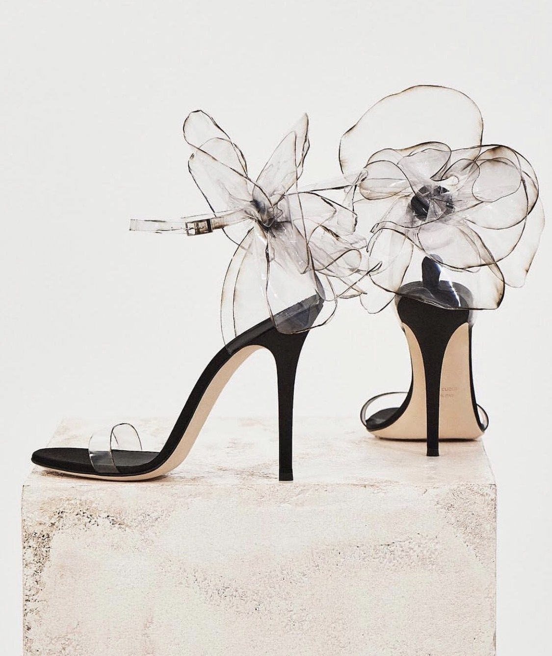 170b38b03f1e Bomb Product of the Day: Giuseppe Zanotti Peony Sandals. Bomb Product of  the Day: Giuseppe Zanotti Peony Sandals Wedding Heels, Sparkly Wedding Shoes