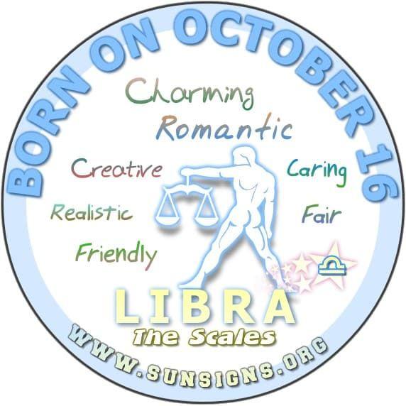 october 16 signs horoscopes