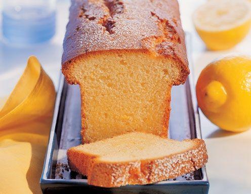 Lemon pound cake - Receita - ichkoche.at