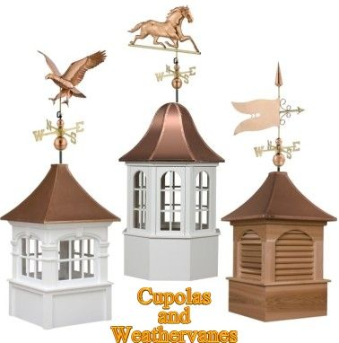 How to Choose the Right Size Cupola in 2020 | Barn cupola ...