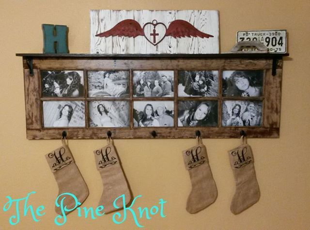 Old French Wood Door Transformed Into Into A Picture Frame With A