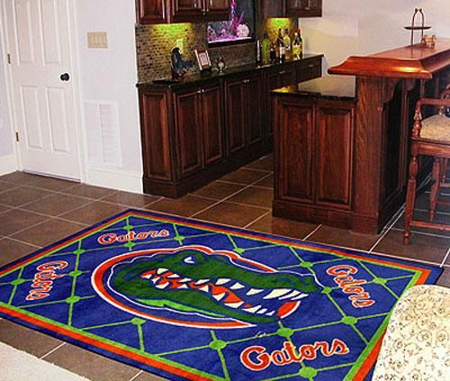 Obedding Fanmats Florida Gators Area Rug Ncaa Large Accent Floor Mat