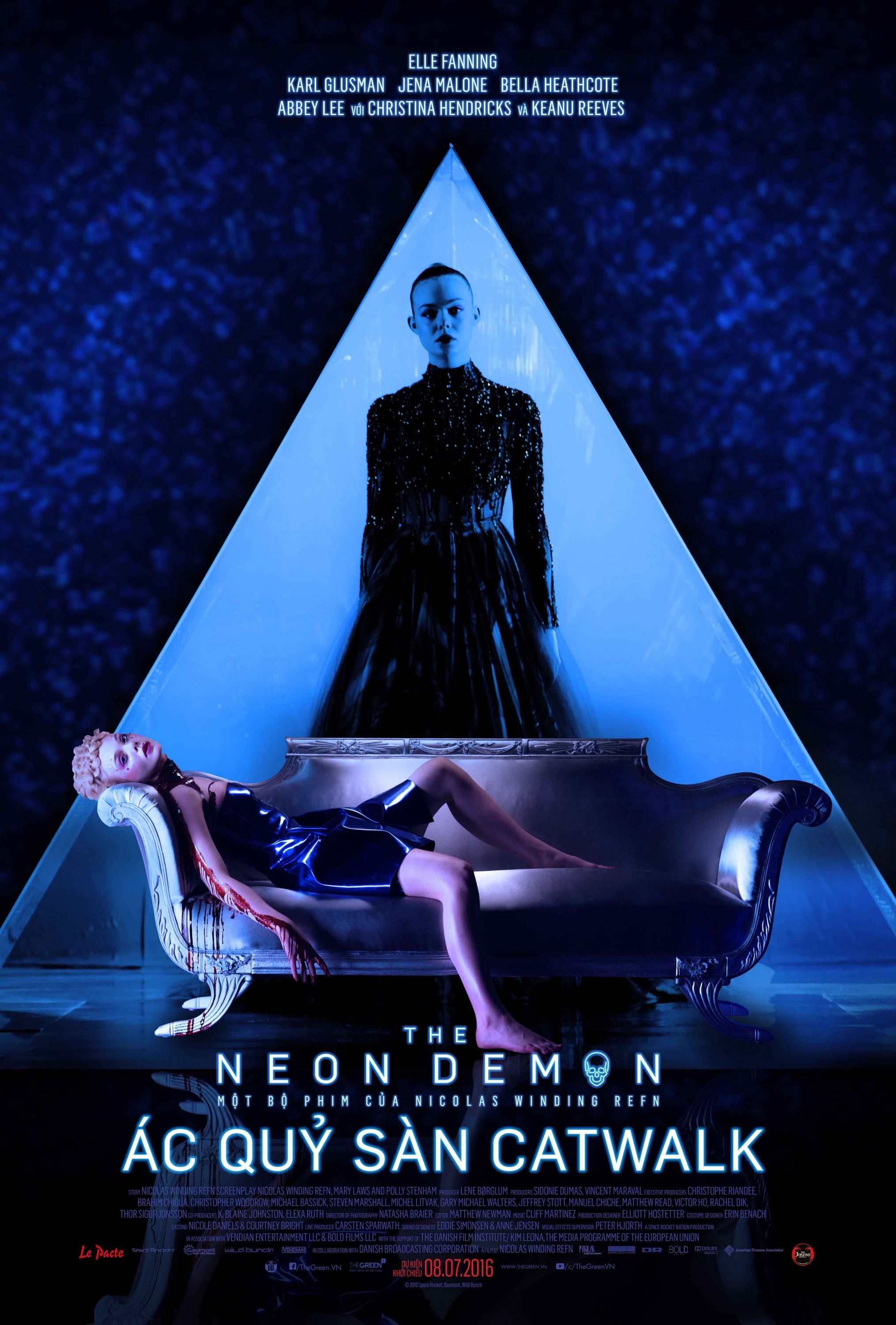 Return to the main poster page for The Neon Demon (#8 of 11)
