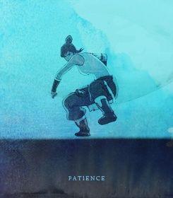 Korra-Patience