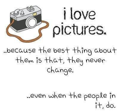 i love pictures..