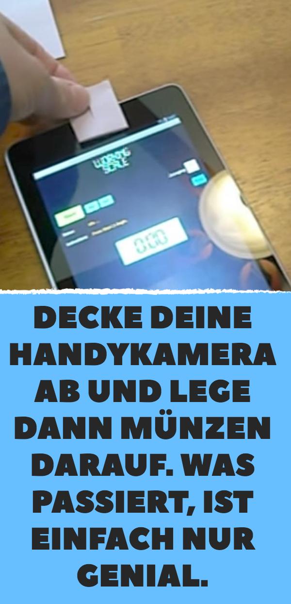 Handy Kamera Hack