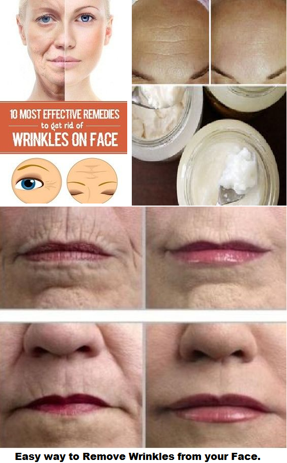 How to keep the face younger