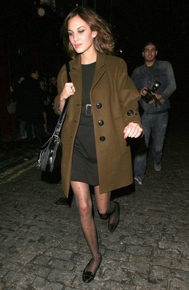 love her chic style
