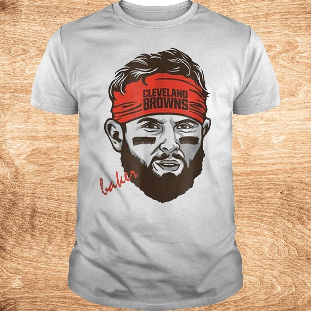 Original Baker Mayfield Cleveland Browns shirt