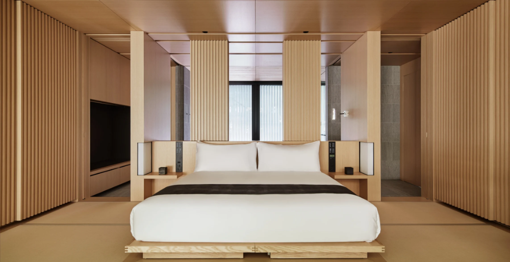 Aman Kyoto Japan Accommodation Luxury Accommodation Japanese Style House Hotels Room