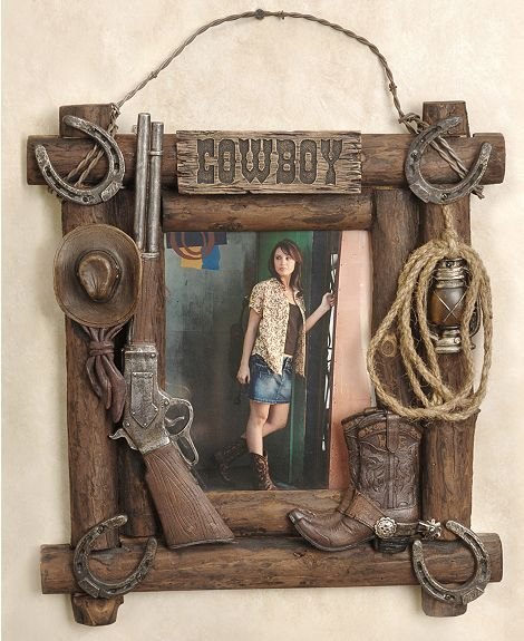 Cowboy Collage Picture Frame | Dream Home | Pinterest | Collage ...