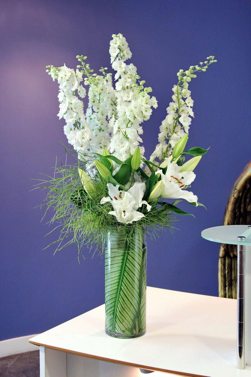 Flowers in vase next day delivery - Flower Vase For Online Delivery Uk Office Flower Arrangements Flower Delivery In London Same