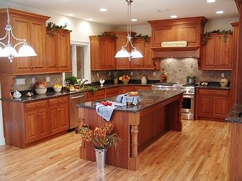 Best Custom Look Without The Hefty Price Tag Wooden Kitchen 400 x 300