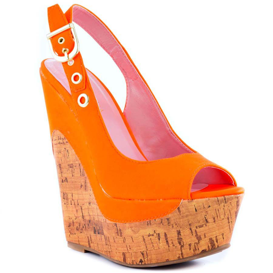 1000  images about Orange shoes on Pinterest | High boots Chuck