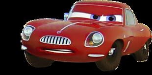 Leland Turbo Retro Cars Cars Characters Disney Pixar Cars