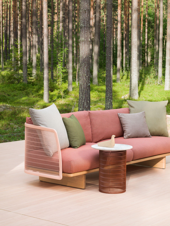 Kettal Mesh. Design by Patricia Urquiola. Photo Jonas Lindström ...