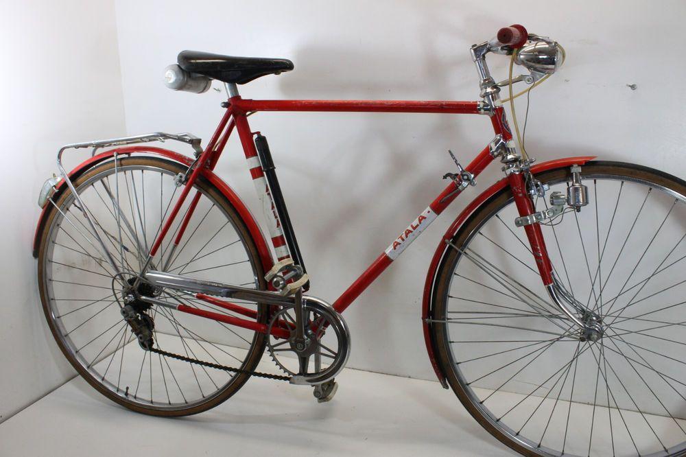 Atala Bici Sport Condorino Simplex Vintage Bycicle Bartali Coppi Moto Sportive Biciclette Vintage Vintage
