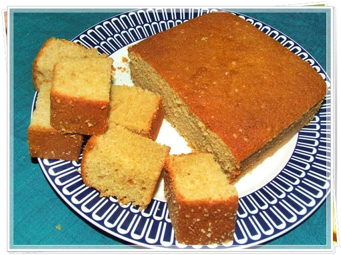 Photo of Whole Wheat Flour Tea Time Cake